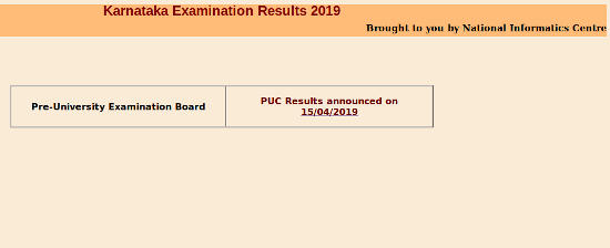 Karnataka SSLC Result 2019 - Check at karresults.nic.in