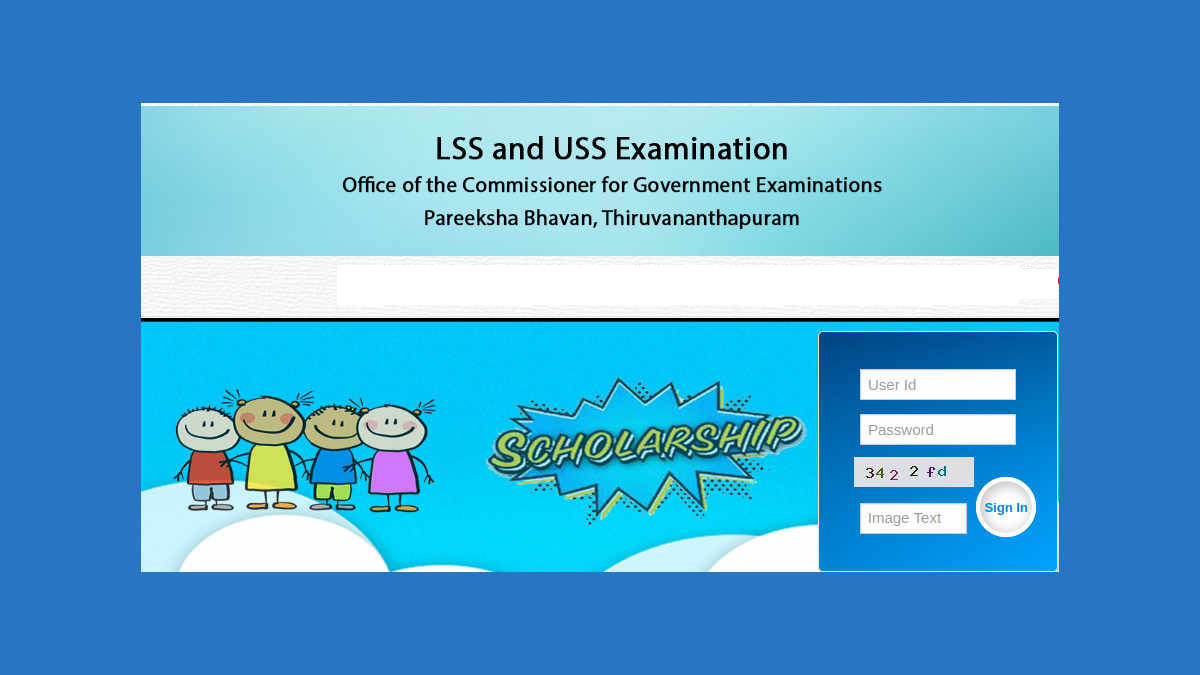 LSS and USS Result - Pareekshabhavan LSS/USS Scholarship Result 2020