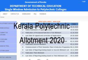 Polytechnic Third Allotment - Poly 3rd Allotment