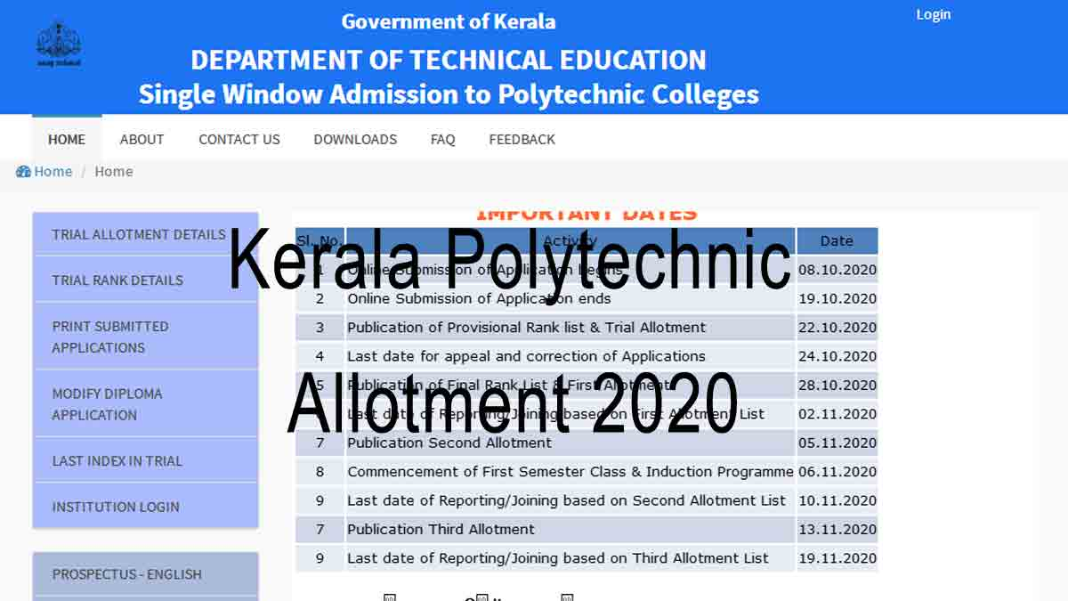 Polytechnic Third Allotment - Poly 3rd Allotment