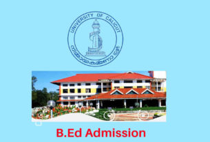Calicut University BEd Admission - Application, Dates, Allotment